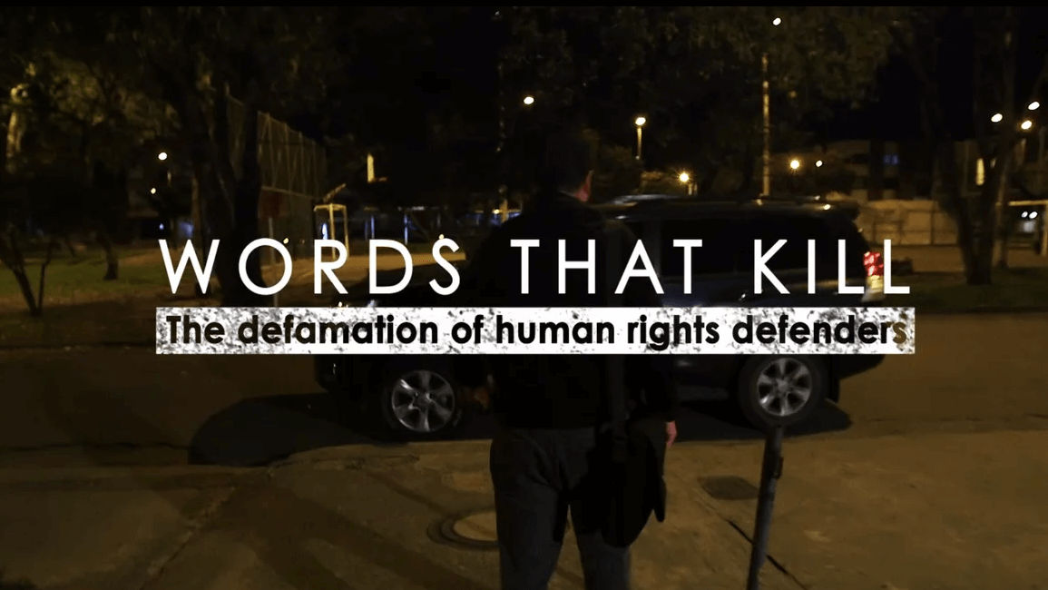 Words That Kill: David Ravelo