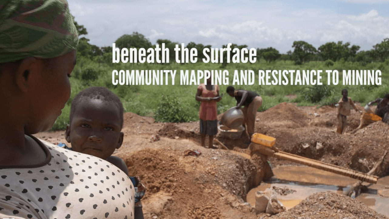 Beneath the Surface: Community Mapping and Resistance to Mining
