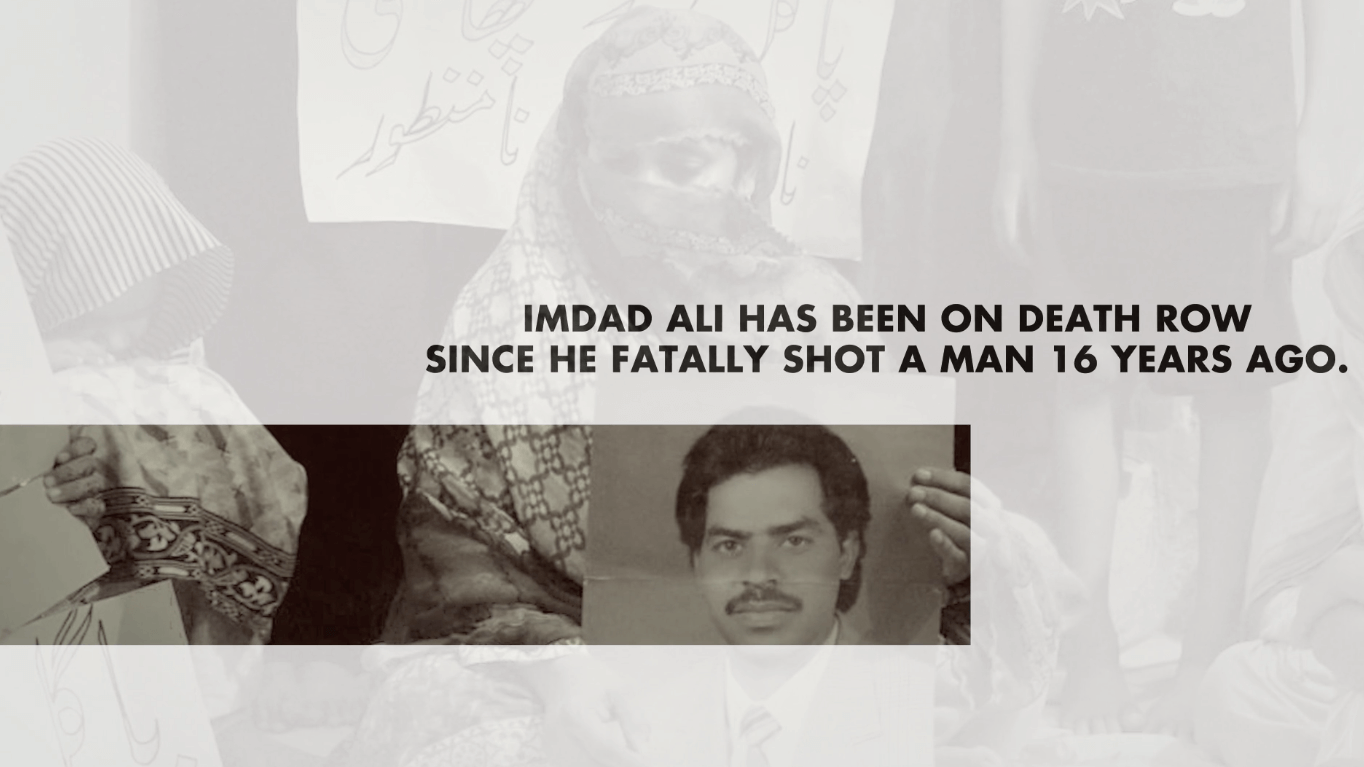 Bring it Back: Imdad Ali's Story of Death Row in Pakistan