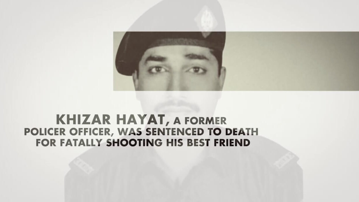 Bring it Back: Khizar Hayat's Story of Death Row in Pakistan