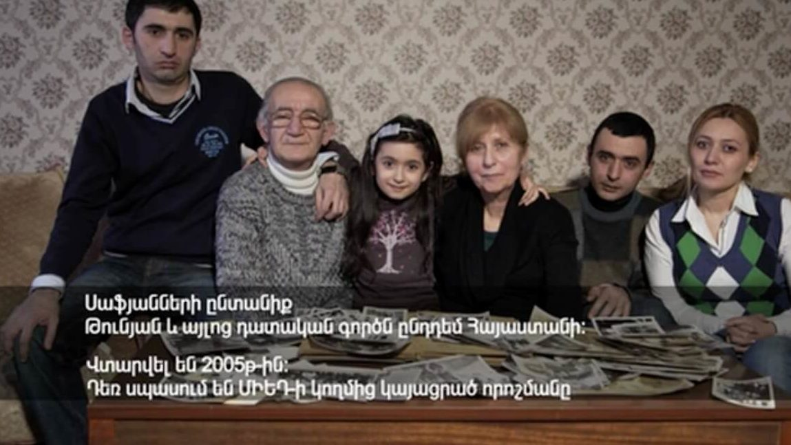 Justice in Armenia: Fighting Unlawful Evictions in Yerevan