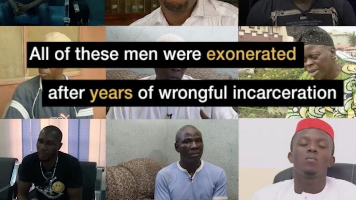 Faces of Death Row: Innocent Men Sentenced to Die in Nigeria