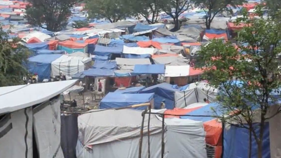 After the Quake: Protecting Haitian Women in Displacement Camps
