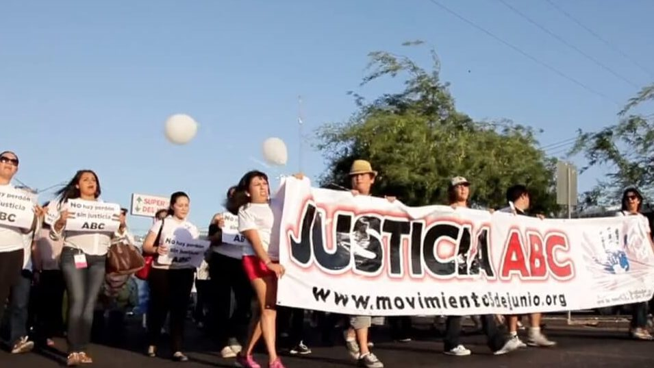 Justice for Mexico's Children: Guarderia ABC