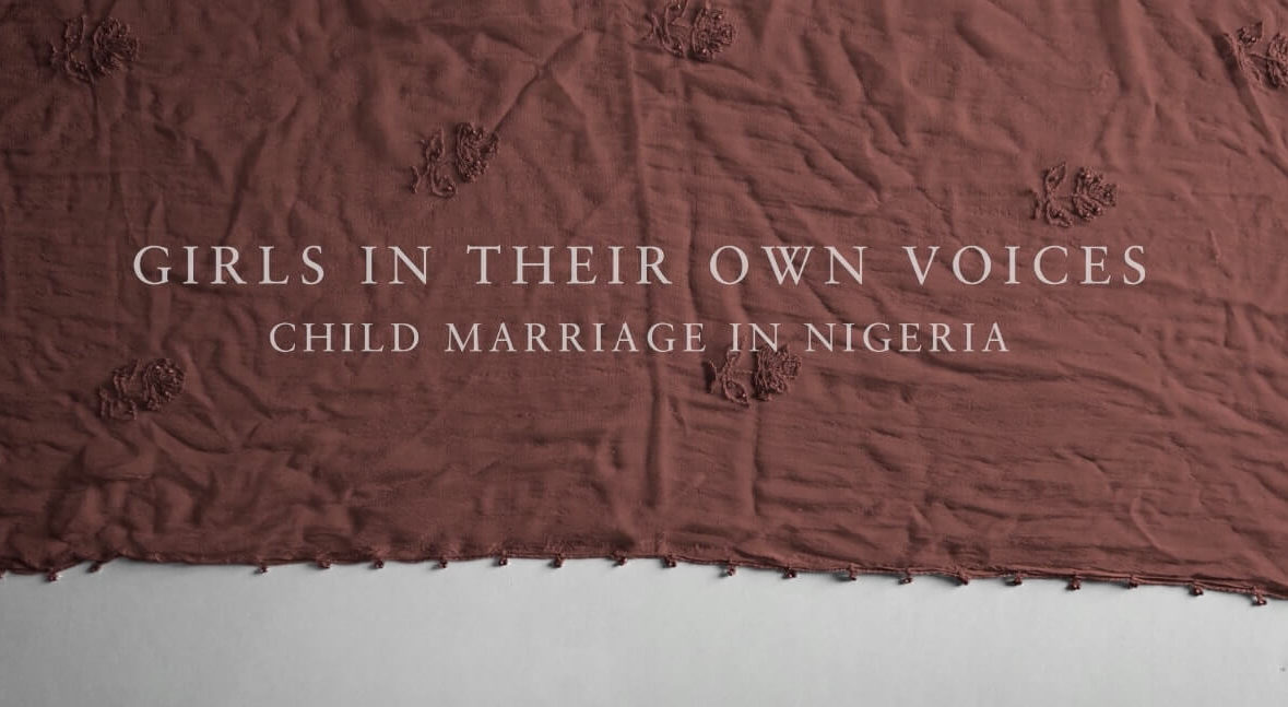 The Fight Against Child Marriage: Girls in Their Own Voices
