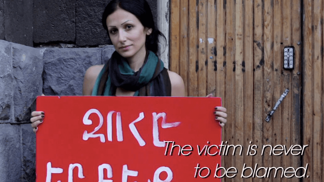 Silence Interrupted: Pervasive Gender-Based Violence in Armenia